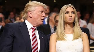 """While Trump Touted """"Buy American,"""" Ivanka Imported 53 Tons of Chinese Clothes"""