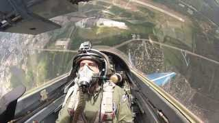 Supersonic  flight with the MIG-29 Fulcrum- top adventure over the russian skies