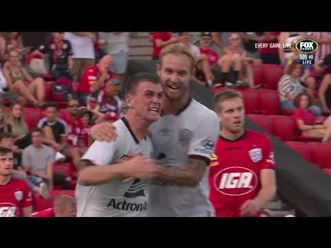 Hyundai A-League 2018/19 Round 17: Adelaide United V Brisbane Roar FC