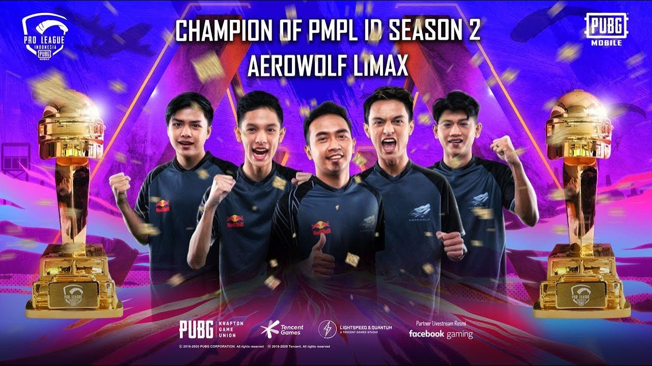 JUARA BARU INDONESIA TELAH LAHIR! - Grand Final PMPL ID Season 2 Day 3