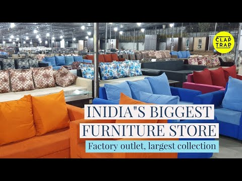 INDIA'S BIGGEST STORE | MUMBAI FURNITURE | LOW RANGE HOME DE