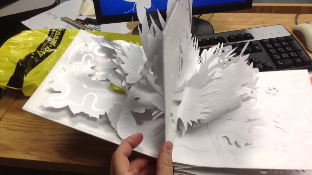 Ap3 Livre Blanc Pop Up Book