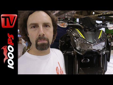 Kawasaki Z900 2017 | Vaulis Motorrad Neuheiten