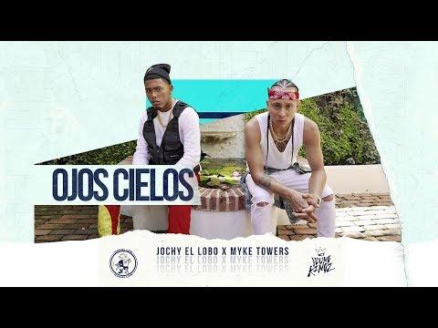 Jochy El lobo ft Myke Towers - Ojos Cielos (Official video)