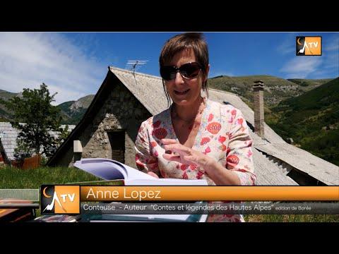 Contes et légendes Hautes Alpes / Entrevue avec Anne Lopez / la Rue des Mascs /