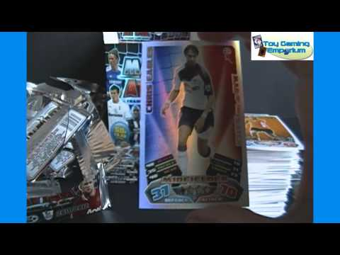 Opening a Box of Topps Match Attax 2011 / 2012 Trading Card Game Packs (Part 4)