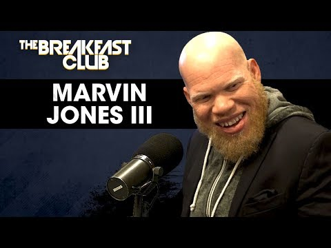 """Marvin """"Krondon"""" Jones III Discusses His Role In Black Lightning, Moving From Rap To Acting + More"""