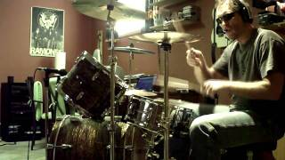 Ramones - Bad Brain - Drum Cover