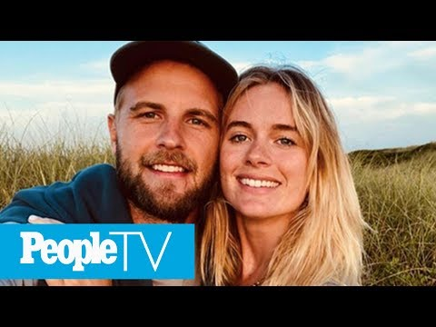 Cressida Bonas — Prince Harry&39;s Ex — Is Engaged To Boyfriend Harry Wentworth-Stanley  PeopleTV