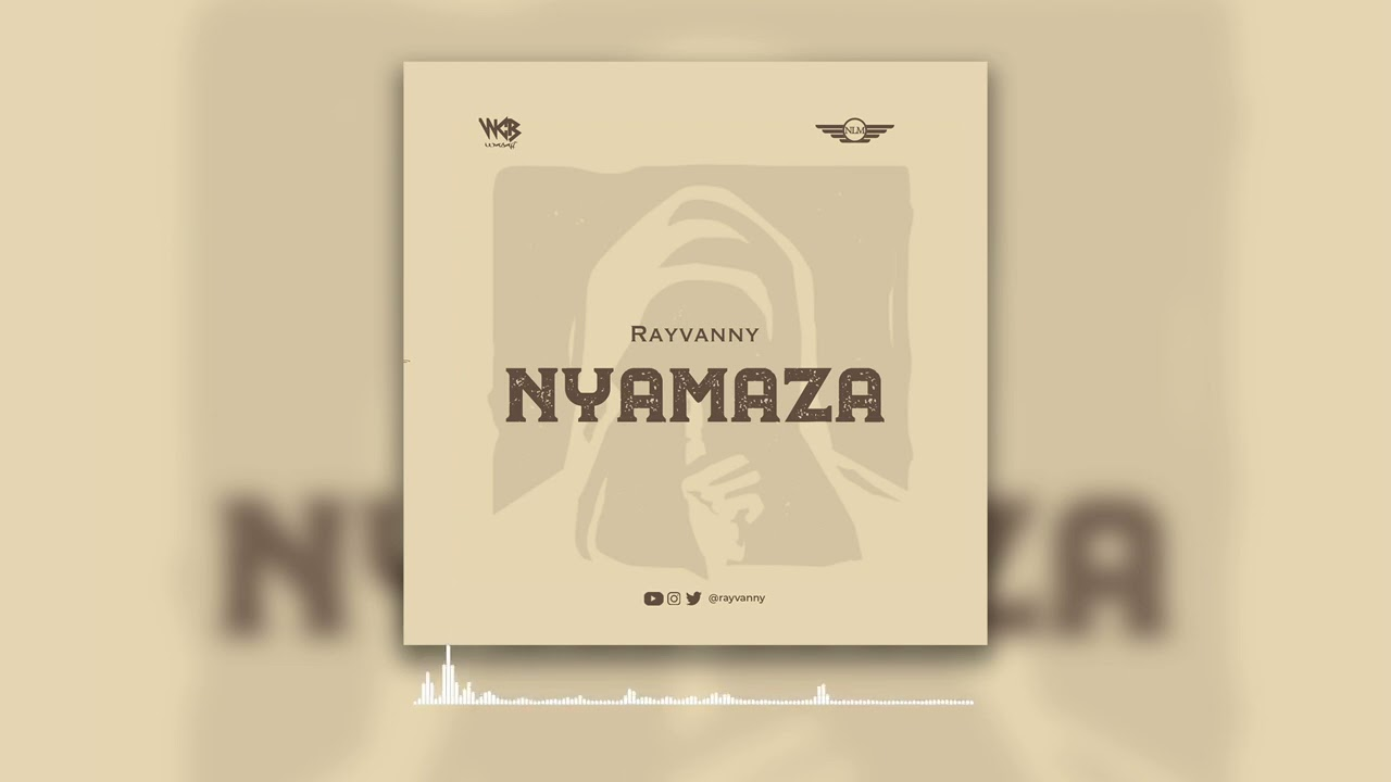 Download Rayvanny - Nyamaza (Official Audio)