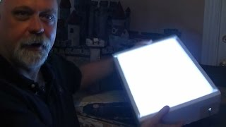 How to make a light box