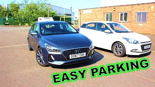 HOW TO REVERSE PARK A CAR - Easy Simple Method