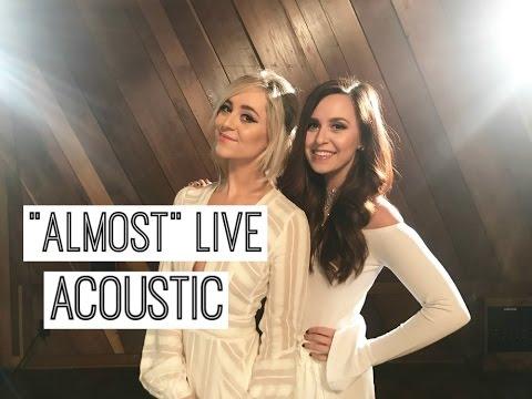 "Megan & Liz - ""Almost"" Live Acoustic (Nashville Sessions)"