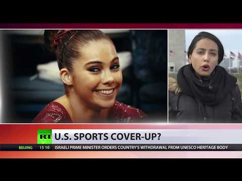 US Olympic committee accused of child sex abuse cover-up
