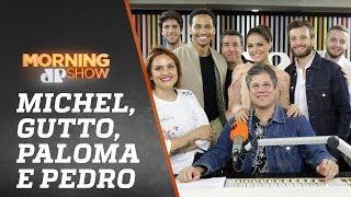 O elenco da série O Escolhido - Morning Show - 18/06/19