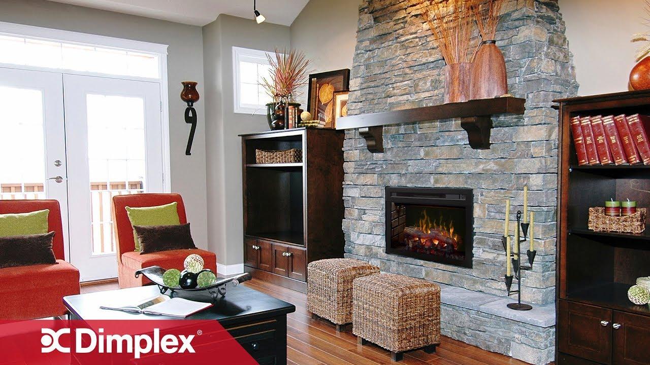 Multi Fire Xd Electric Fireplace Dimplex