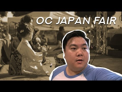 OC Japan Fair 2018 the VLOG
