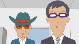 ワールドフールニュース PartⅡ Episode.04「忍び寄る影⁉」