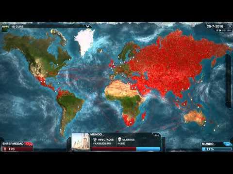 Plague Inc| COMO PASAR EL VIRUS EN MODO BRUTAL