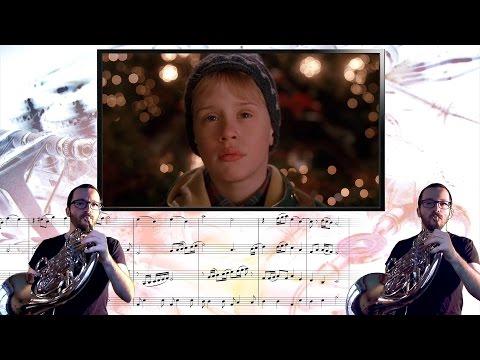 Somewhere In My Memory || Horn Quartet