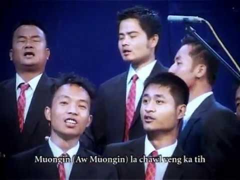 La Chawl Veng Ka Tih - Blessed Choir