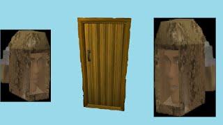 Osrs - Walking Through Doors