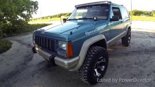 jeep xj 1993 walkaround