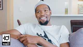 KD Fan Q&A: On and Off the Court
