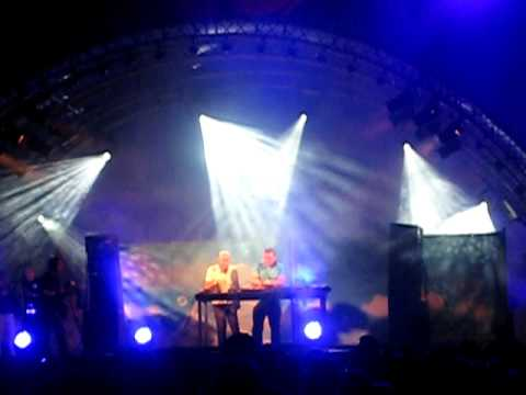 Johan Gielen & Cor Fijneman@Tomorrowland 2010 - 24 juli (dag 1)