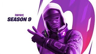 New season 9 battle pass skins fortnite season 9 update (fortnite battle royal live gameplay)