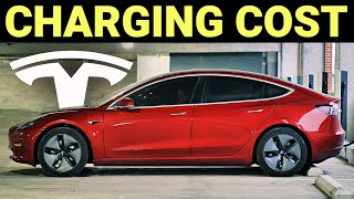 Tesla vs Gas: TRUE Charging Cost After 75,000 Miles