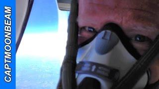 pilot oxygen mask cessna citation landing