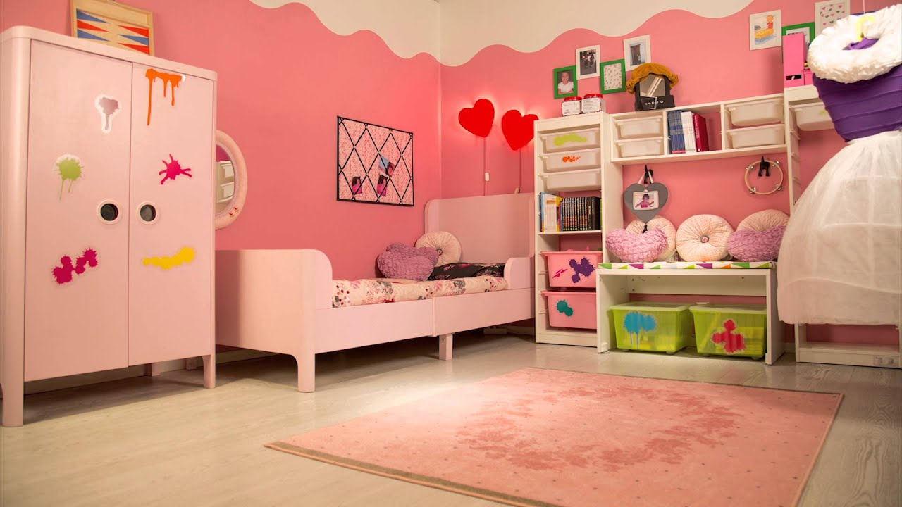 IKEA   Kids Room   ايكيا   غرف الأطفال   YouTube