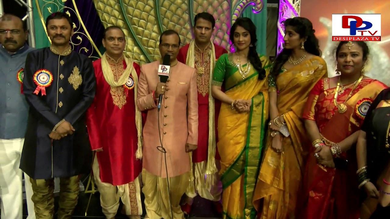 Raghuveer Bhandaru Wishes at TPAD Bathukamma & Dasara Sambaralu - 2017