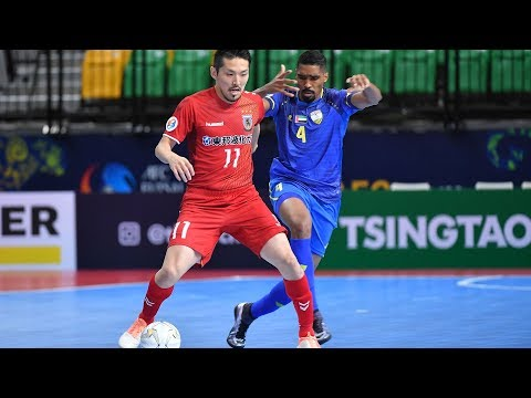 Highlights M06 - Nagoya Oceans(JPN) Vs Al Dhafra Sports & Cultural Club(UAE)
