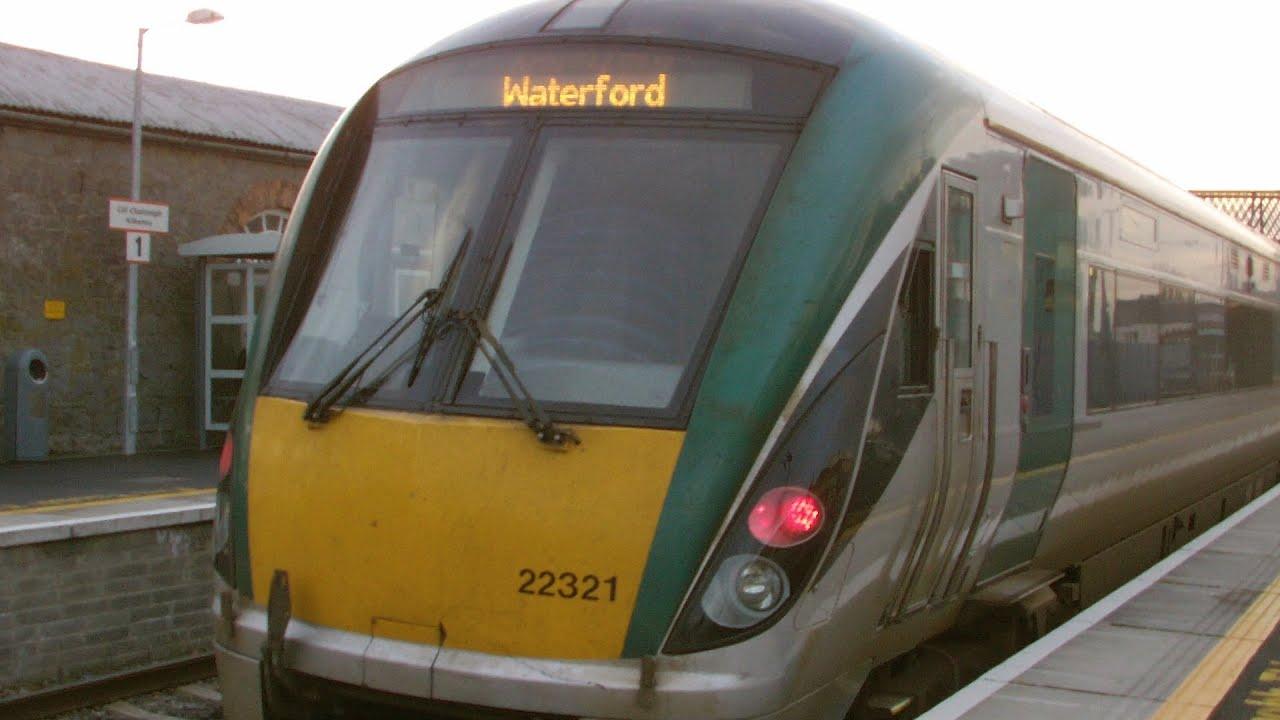 WATERFORD DUBLIN TRAIN EBOOK