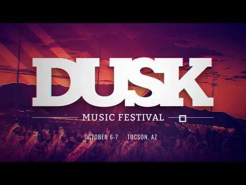 Dusk Music Festival In Tucson, Arizona 2017