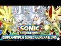 Super/Hyper Sonic Generations FULL Playthrough (2K 60FPS Motion Blur) & GIVEAWAY