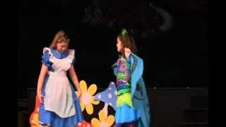 Caterpillar, Zip-a-Dee-Doo-Dah, Alice in Wonderland, Jr. (Chaislyn age 9)