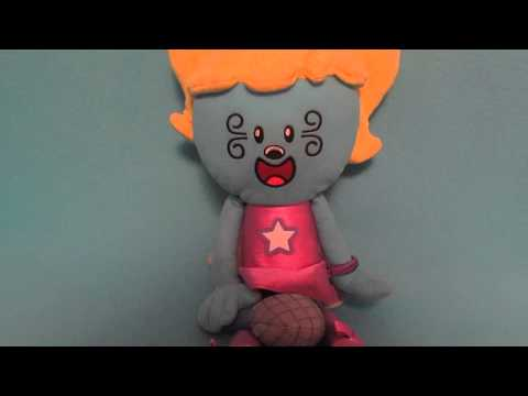 Nickelodeon Shine Beyonce Singing Doll Stuffed Animal Plush Daizy 16