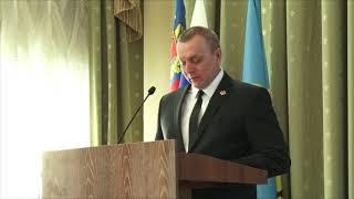 В администрации города прошел торжественный прием Главы города Сергея Попова