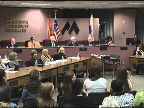 Governing Board October 22, 2013