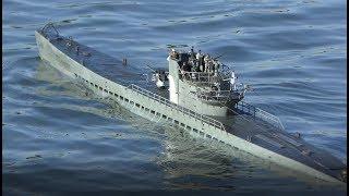 U-181 Type IX D2 Submarine