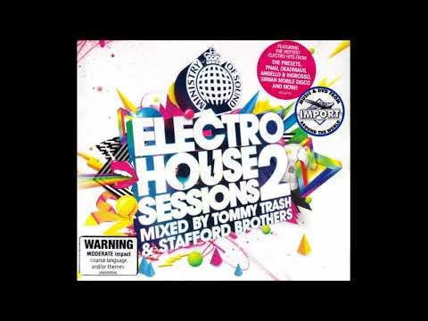 Electro House Sessions 2 Disc 1 by Tommy Trash