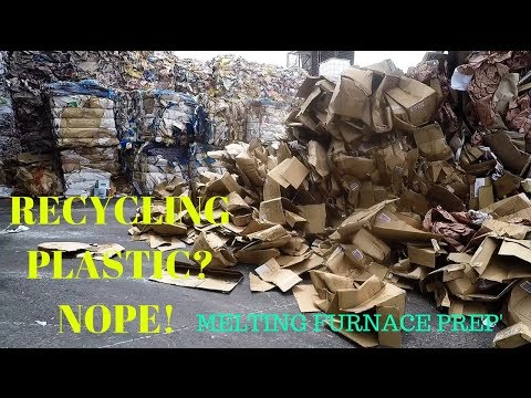 Firing up the Furnace and Plastic Recycling