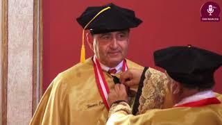 Tema:Honoris Causa a Eric Mazur