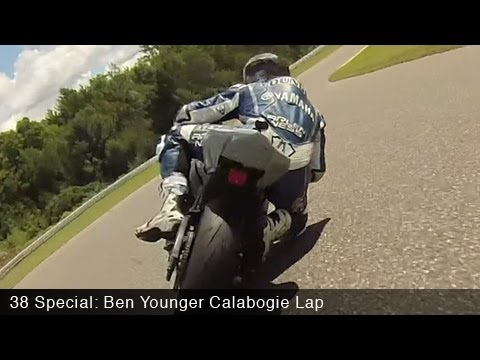 38 Special: Ben Younger Calabogie Lap Video