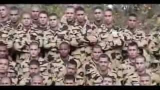 الصاعقة المصرية فرقة سيل القوة الضاربة للجيش المصرى ج1