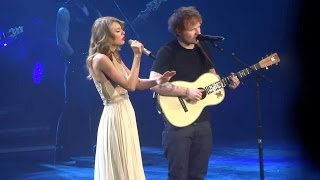 Taylor Swift Ft. Ed Sheeran I See Fire DVD The RED Tour Bnus.mp3