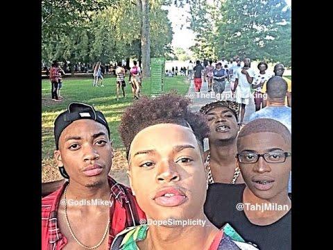 The Trilogy : Atlanta Black Gay Pride | 2015